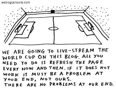 cartoon Live Webstream